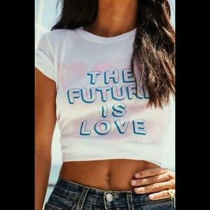 💕Chaser | The Future Is Love Tee